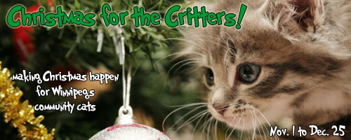Christmas for the Critters